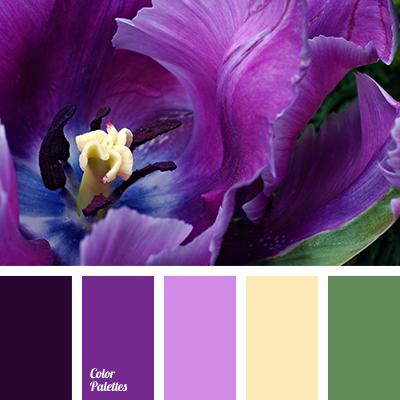 Purple Colour Color Palette Ideas
