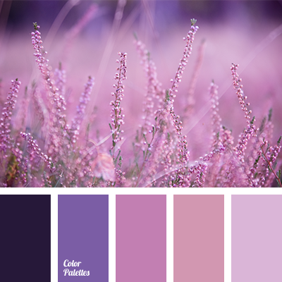 Lavender Tag Color Palette Ideas