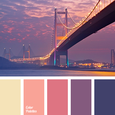 Color Palette #1555