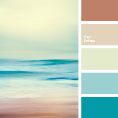 Beige And Turquoise Color Palette Ideas
