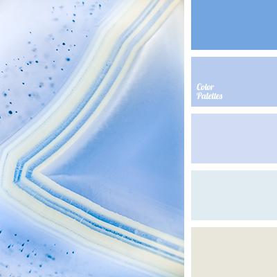 Color Palette 1586 Azure Colour Blue