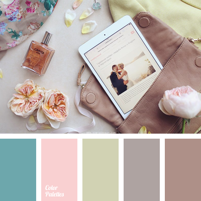 Colours In The Style Of Shabby Chic Color Palette Ideas