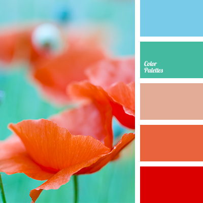 color palette 1615