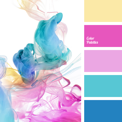 Blue And Magenta Color Palette Ideas