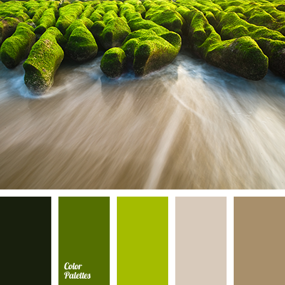 Green Brown Color Palette Ideas
