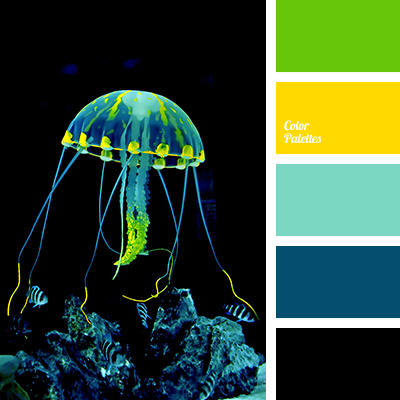 Neon Colours Color Palette Ideas