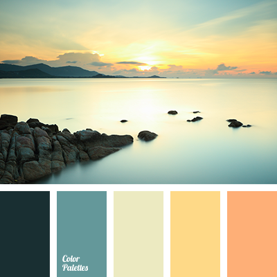 Color Palette Nature