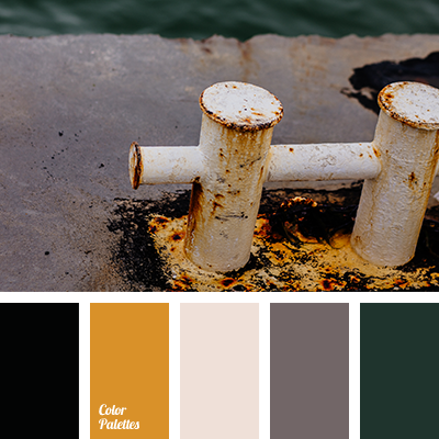 Colour Of Rust