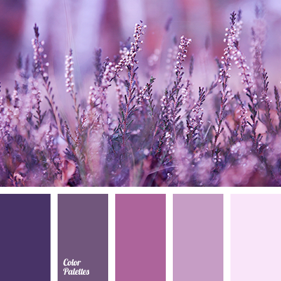 Monochrome violet colour palette color palette ideas for Purple mauve color