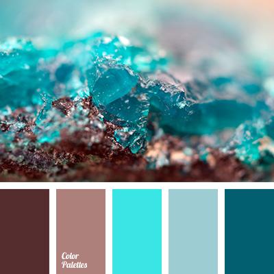 Bright turquoise color palette ideas - Bright turquoise paint colors ...