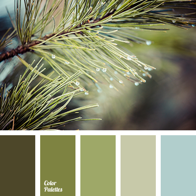 Army Green Color Palette Ideas