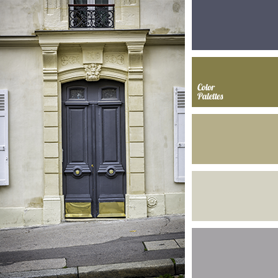 Gray And Olive Green Color Palette Ideas