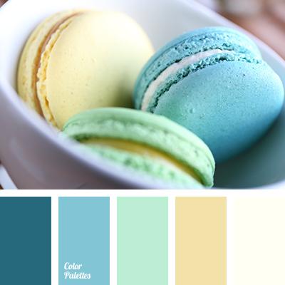 Color Palette 1845