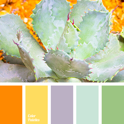 Palette Decoration Photo