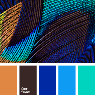 rich brown | color palette ideas