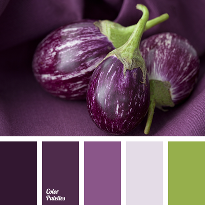 Color Of Eggplant Palette Ideas
