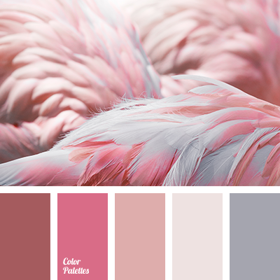 Red Pink Color Palette Ideas: colors that go with rose pink