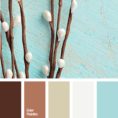 Brown And White Color Palette Ideas