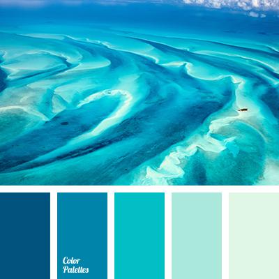 shades of dark blue color