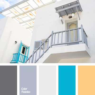 color of Greece