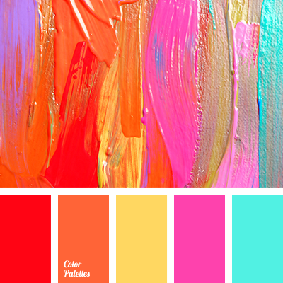 Color Palette 2095