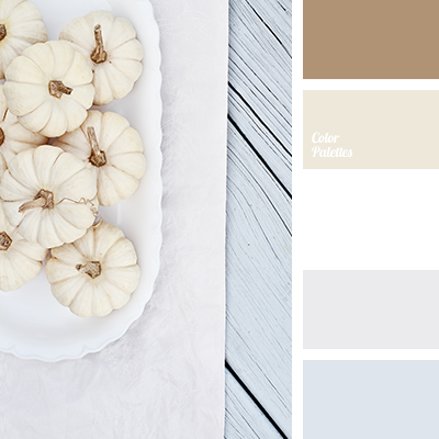 palette for table decor