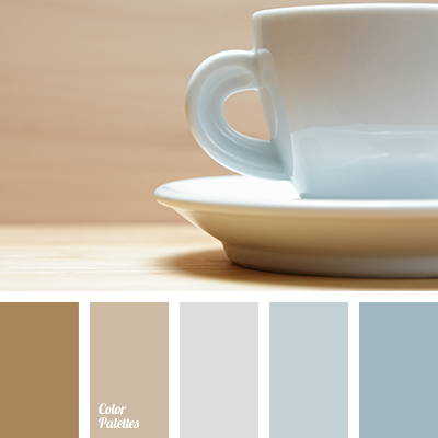 selection of pastel tones