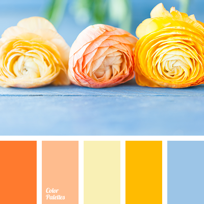 Color palette 2179 color palette ideas - Yellow and blue paint scheme ...