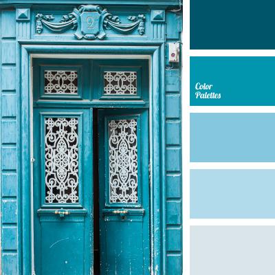 Sky Blue Color Color Palette Ideas
