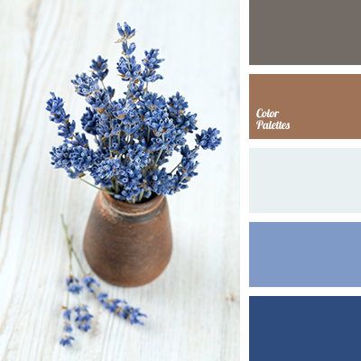 Shades of dark blue color palette ideas - Light blue brown color scheme ...