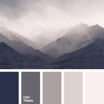 winter color palette
