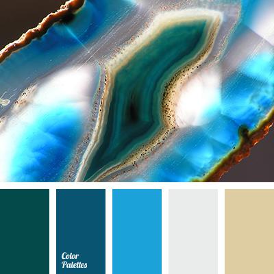 Dark Blue Green Color Palette Ideas