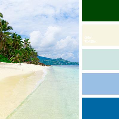 shades of sea