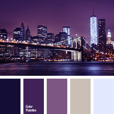 shades of violet