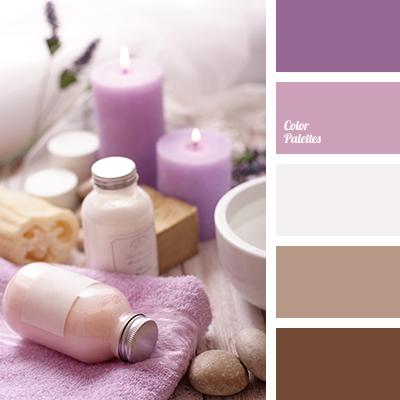 Pale Lilac Color Palette Ideas