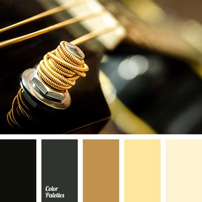 yellow and brown shades
