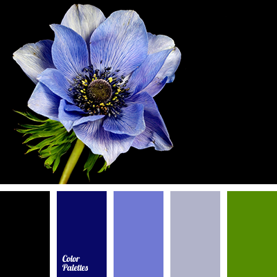 Neon Blue Color Palette Ideas