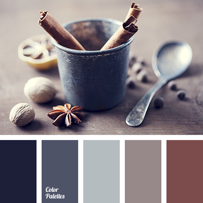 grey blue | color palette ideas