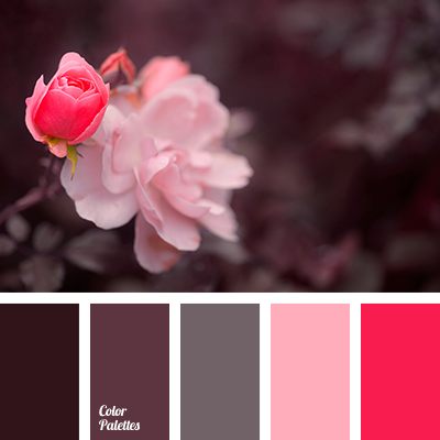 how to make dusty rose color