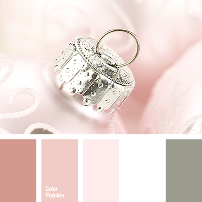 Pink And White Color Palette Ideas
