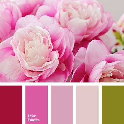 Color palette 2361 color palette ideas Good color combination for pink