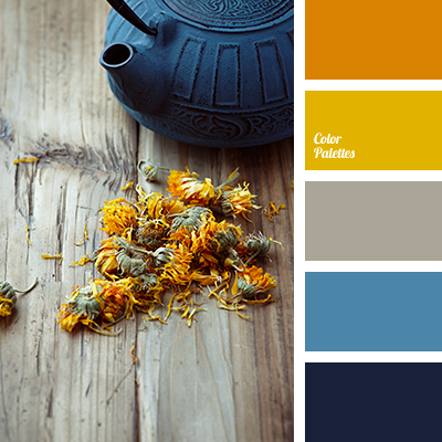 Denim blue color palette ideas for Blue gray paint palette