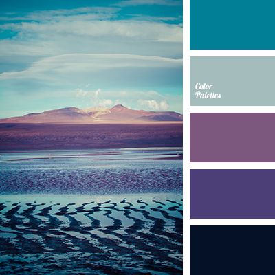Dark blue and light blue color palette ideas Navy purple color