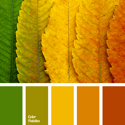 Green And Orange Color Palette Ideas