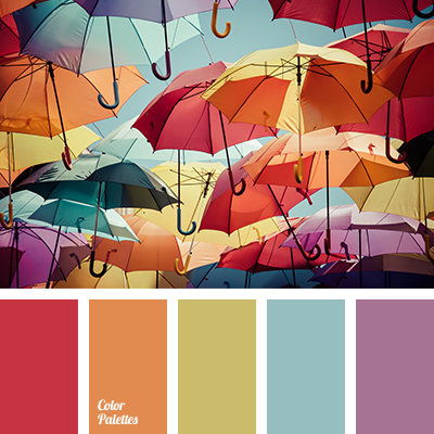 Yellow And Pink Color Palette Ideas