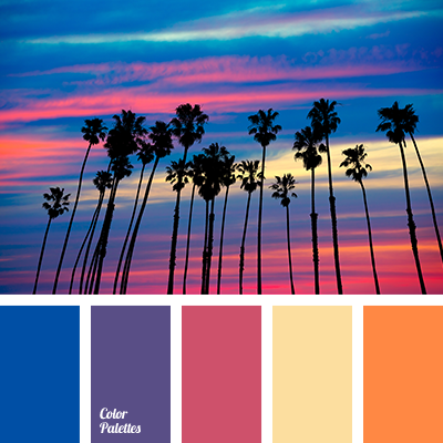 Color Palette 2452