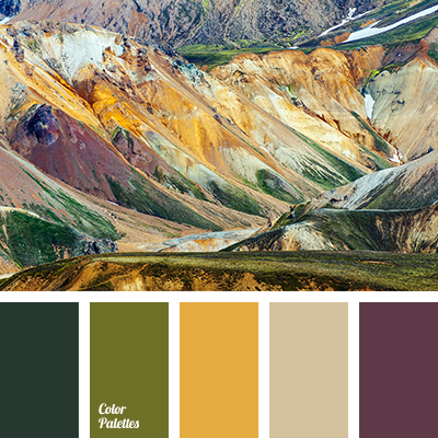 Green color palettes page 43 of 175 color palette ideas - Does green and orange match ...