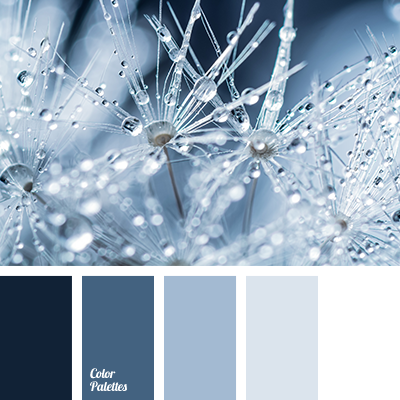 Blue Monochromatic Color Scheme pastel blue | color palette ideas