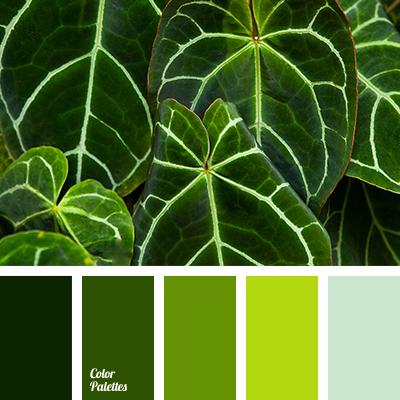 bright light green