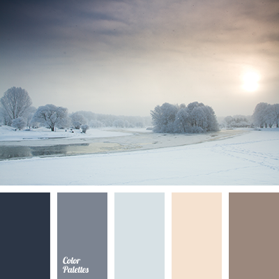 Color Palette 2599 Blue Gray
